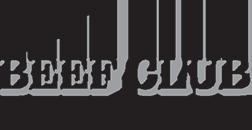 The Beef Club logo: Pangratti 30 A