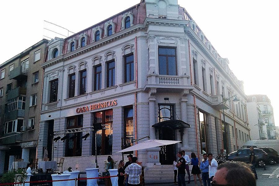 Casa Hrisicos, reper gastronomic şi cultural, din Constanţa