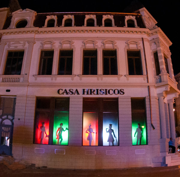 Restaurant Casa Hrisicos - o cladire emblematica a Constantei se redeschide in aceasta luna